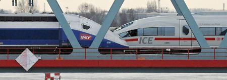 """Fusion der Zugsparten: Siemens und Alstom planen """"Schienen-Airbus"""""""