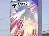 """Reaktion auf """"Kriegserklärung"""": Nordkorea droht mit Abschuss von US-Jets"""