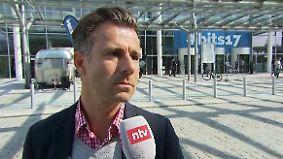 """Delivery-Hero-CEO Ralf Wenzel: """"Wären ohne ausländische Talente nicht lebensfähig"""""""