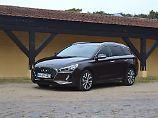 Der Hyundai i30 Kombi soll eine echte Alternative zum Golf Variant sein.