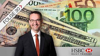 EUR/USD und Alphabet im Chart-Check: EUR/USD: Korrektur nimmt Fahrt auf