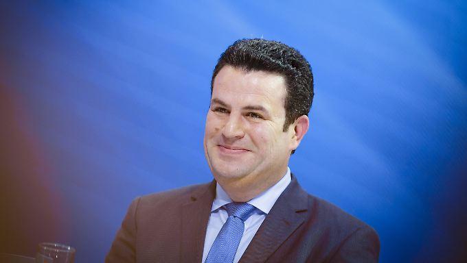 Hubertus Heil kandidiert nicht mehr als SPD-Generalsekretär.