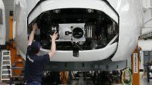 Der Börsen-Tag: Siemens führt den Dax an