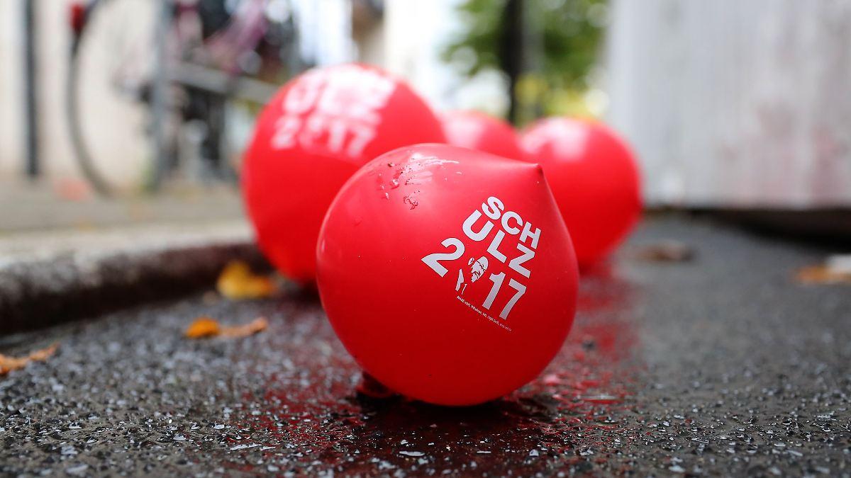 """""""Die SPD ist in noch desolaterem Zustand"""""""