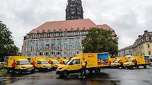 Große Nachfrage: Post baut neues E-Scooter-Werk in Düren
