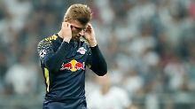 Schwächeanfall bleibt mysteriös: RB Leipzig sorgt sich um Timo Werner