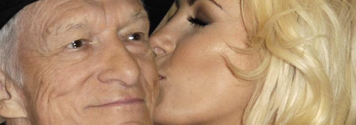 """Frauenheld und """"Playboy""""-Gründer: Hugh Hefner stirbt mit 91 Jahren"""