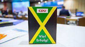 Wer sitzt in Merkels neuem Kabinett?: Poker um Ministerposten beginnt