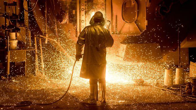 Die deutsche Wirtschaft wächst inzwischen über ihrem Produktionspotenzial.
