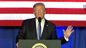 """""""Wunder für die Mittelklasse"""": Trump verspricht historische Steuersenkungen"""