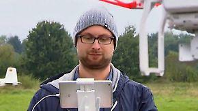 n-tv Ratgeber: Drohnen-Führerschein für größere Geräte wird Pflicht