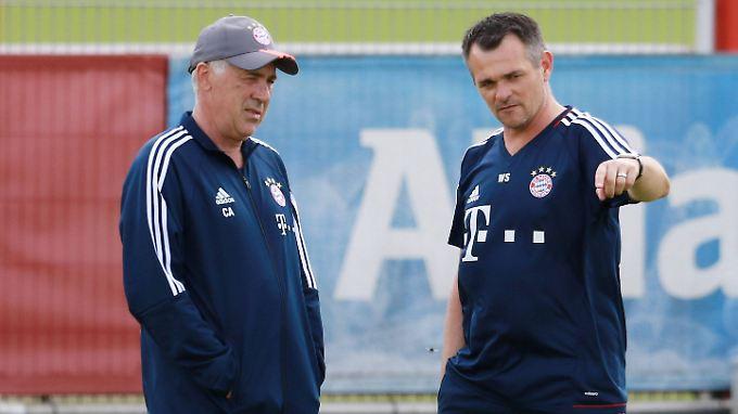 Sagnol übernimmt vorläufig: FC Bayern setzt Ancelotti vor die Tür
