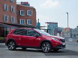 So richtige SUV sind die pseudo Offroader rund um einen Peugeot 2008 natürlich nicht.