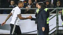 Der Sport-Tag: Löw holt Boateng und Sané zurück in die DFB-Elf