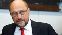 Kanzlerkandidat erwog Rücktritt: Schulz will SPD retten und rügt Gabriel