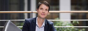 """Ex-AfD-Chefin greift Gauland an: Petry ist wieder """"sie selbst"""""""