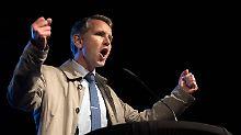 Nach Petrys Austritt: AfD-Spitze will Höcke rehabilitieren