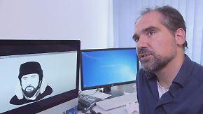 Bankraub in Rheinland-Pfalz: Polizei sucht Täter erstmals in 3D
