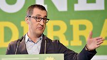 """""""Keine Parallelverhandlungen"""": Özdemir will Basis nach Jamaika mitnehmen"""