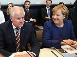 Große Zustimmung für Merkel: Unionsanhänger gegen Rechtsschwenk