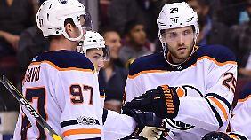 Eishockey ist in Nordamerika einer der beliebtesten Sportarten im TV.