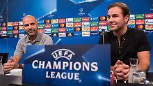 Der Sport-Tag: Gegen Augsburg: Bosz wollte nicht, dass Götze spielt