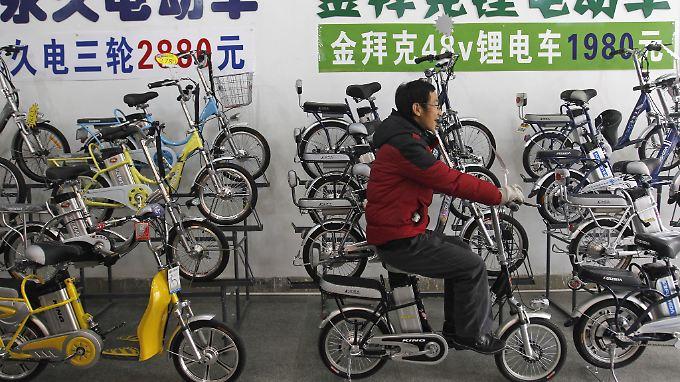 Chinesische Hersteller profitierten von illegalen Staatshilfen, klagen die europäischen Fahrradproduzenten.
