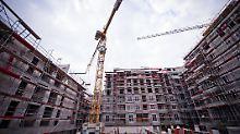 Mangel mit absurden Folgen: Bauland wird in deutschen Städten knapp