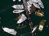 Schwere Hurrikan-Schäden: Kreuzfahrt-Reedereien ändern Karibikrouten