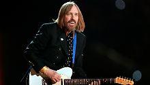 Von Paul McCartney bis Bob Dylan: Stars trauern um Tom Petty