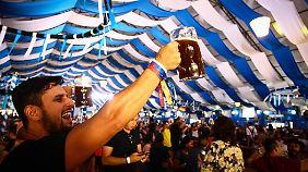 Polizei zufrieden, Verkäufer enttäuscht: München zieht Wiesn-Bilanz