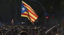 Vorentscheidung in Katalonien: Parlament legt Termin für Unabhängigkeit fest