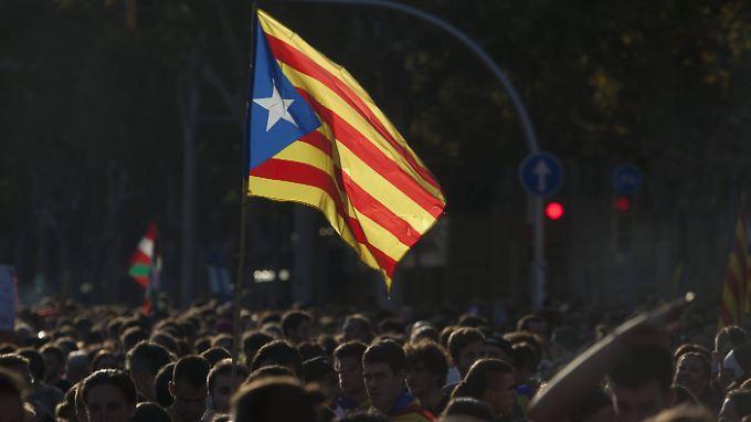 Ein Kompromiss zwischen Barcelona und Madrid ist nicht in Sicht.