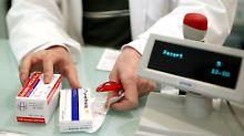 Patentgeschützte Marken im Trend: Ärzte verschreiben mehr teure Arzneien