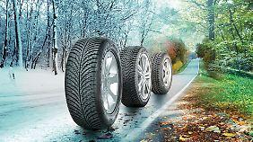 Bei den SUV hat Dunlop den besten, aber nicht preiswertesten Reifen im Angebot.