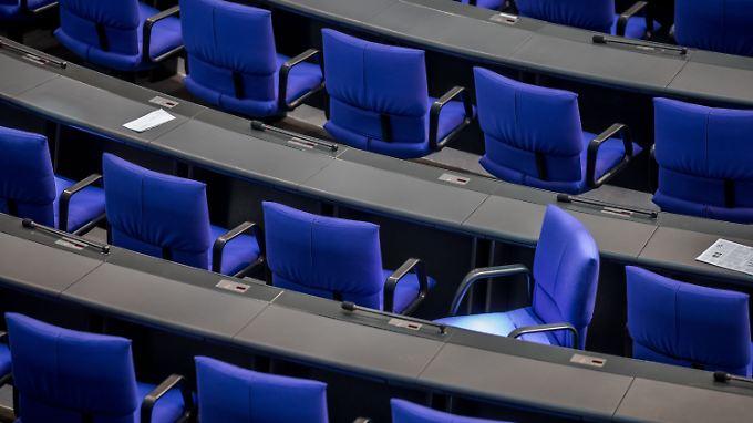 FDP will kein AfD-Nachbar sein: Sitzordnung im Bundestag sorgt für Streit