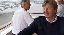 Arbeiten auf hoher See: Wie Kapitän und Koch die Kreuzfahrt managen