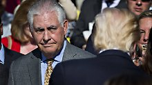 Angebliche Beleidigung Trumps: Tillerson dementiert Rücktrittspläne