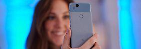Gut und teuer: Google zeigt Pixel 2 und Pixel 2 XL