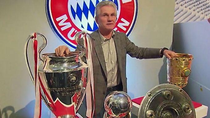 Triple-Sieger im Ruhestand: FC Bayern holt wohl Jupp Heynckes zurück