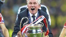 Redelings über den Bayern-Coach: Heynckes gewinnt Spiele für 12,50 Euro