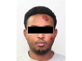 Die kanadische Polizei konnte den Attentäter lebend festnehmen: Abdulahi Hasan S.