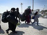 Geringe Aussicht auf Asyl: 14.000 Migranten verlassen Griechenland