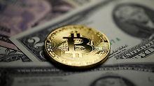 Der Börsen-Tag: Bitcoin vor 6000-Dollar-Marke