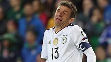 Der Sport-Tag: Fußball-Philosophen (II): Thomas Müller