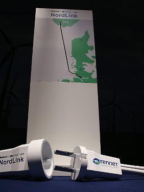 Durch die Nordlink-Verbindung soll ab 2020 Strom fließen.