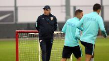 Der Sport-Tag: Quali-Blamage kostet Kroatiens Coach den Job
