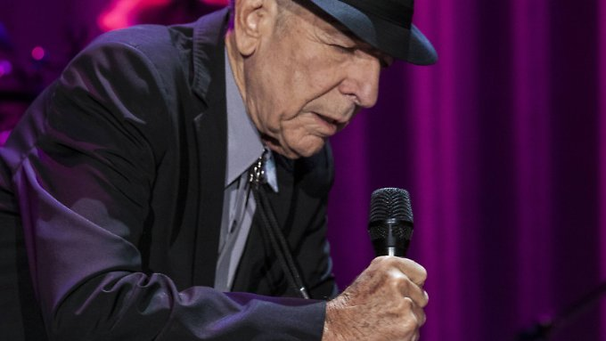 Leonard Cohen schrieb nicht nur Songtexte, sondern auch Gedichte.
