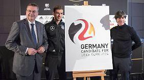 Ob Löw 2024 noch Bundestrainer ist? Naja, anderes Thema.