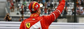 Verraten von der Roten Göttin: Vettel am Boden - Matchball für Hamilton